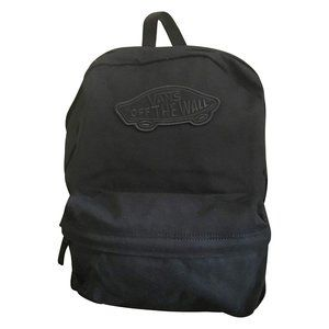 Vans Unisex Realm Off The Wall Backpack Black, OS
